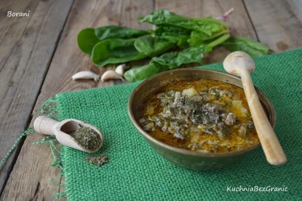 Turecka Zupa Szpinakowa Borani Aduparosnie Pl Przepisy Kulinarne