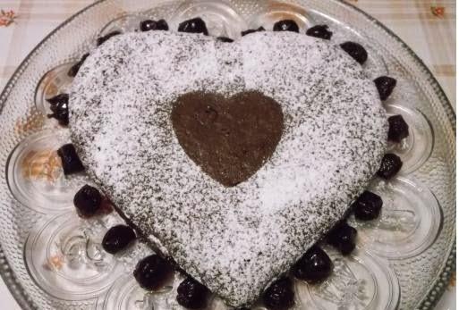 Ciasto Czekoladowe Z Nuta Orzechowo Kokosowa A Dupa Rosnie