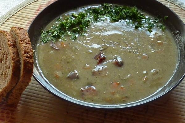 Zupa Grochowa A Dupa Rosnie Przepisy Kulinarne