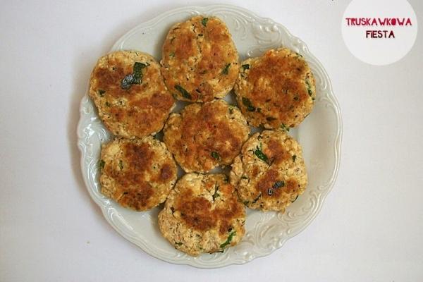 Proste Kotleciki Z Tofu A Dupa Rosnie Przepisy Kulinarne