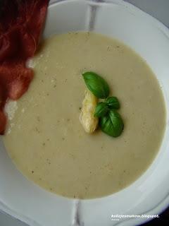 Zupa Krem Z Bialych Szparagow Aduparosnie Pl Przepisy Kulinarne