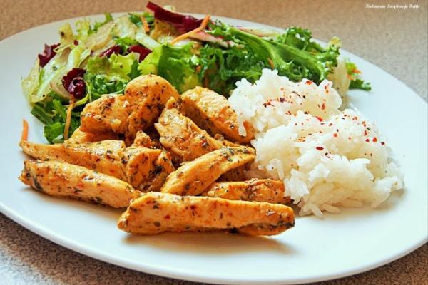 Moj Sposob Na Szybki I Zdrowy Obiad A Dupa Rosnie