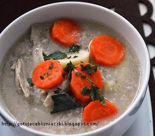 Zupa Krupnik A Dupa Rosnie Przepisy Kulinarne