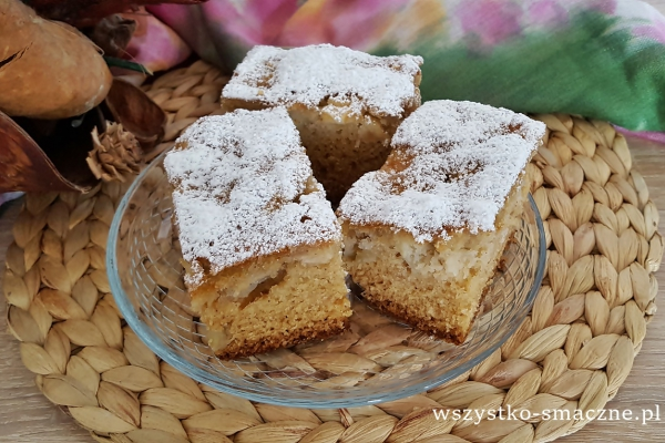 Ciasto Imbirowe Z Jablkami A Dupa Rosnie Przepisy Kulinarne