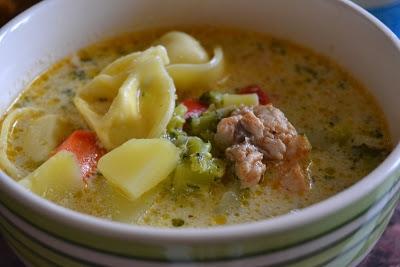 Zupa Z Kurczakiem Gyros A Dupa Rosnie Przepisy Kulinarne
