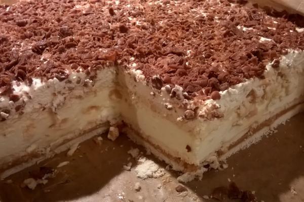 Ciasto Lion Bez Pieczenia A Dupa Rosnie Przepisy Kulinarne