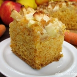 Ciasto marchewkowe z jabl...
