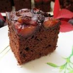 Ciasto czekoladowe ze...