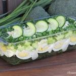 Wiosenna salatka z brokul...