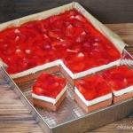 Ciasto truskawkowe bez pi...