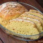 Chleb bez wyrabiania,...