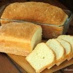 Chleb z 3 składników