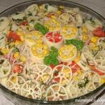 Salatka z rotelle