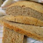 Chleb żytni z suszonymi...