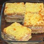 Zapiekanka tostowa
