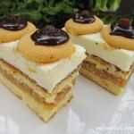 Tort cycki murzynki