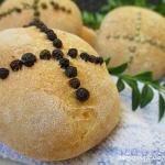 Wielkanocne chlebki do ko...