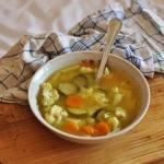 Prosta FIT zupa jarzynowa