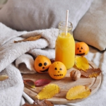 Jesienny koktajl mandaryn...