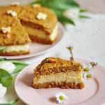 Tort marchewkowy z masa b...