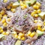 Salatka z makreli i kielk...