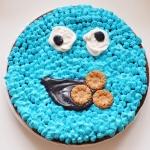 Czekoladowe ciasto migdal...
