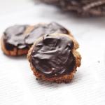 Ciasteczka ciecierzycowo-...