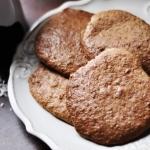 3-skladnikowe ciasteczka ...