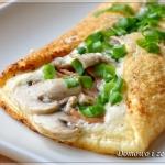 Omlet francuski z...