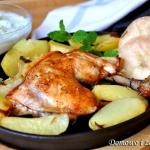 Udka z kurczaka z nutą...