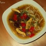 Zupa orientalna z...