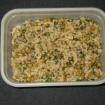 Salatka z tunczykiem i ry...