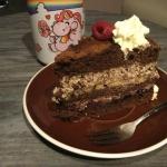 Tort czekoladowy z...
