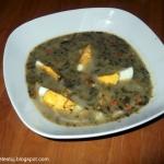 Zupa szczawiowa II