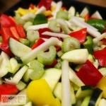 Grillowane warzywa z...