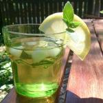 Ziołowa ice tea z...