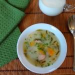 Zupa ogórkowa dla...