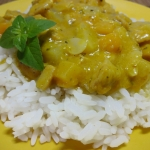 Kurczak w curry z...
