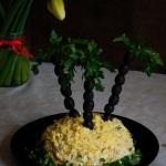 Salatka bezludna wyspa