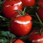 Nadziewane pomidorki i...