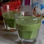 Zielone smoothie z...