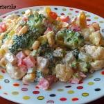 Kolorowa Salatka Imprezow...