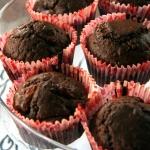 Muffinki czekoladowe z ja...