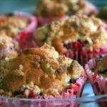 Muffinki z truskawkami i ...
