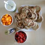 Niedzielne śniadanie....