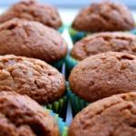 Korzenne muffiny dyniowe