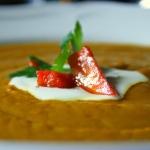 Zupa krem z marchwi z...
