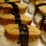 Sushi Nighiri z omletu...