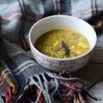 Kremowa zupa...