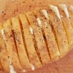 Ziemniaki czosnkowe z gri...
